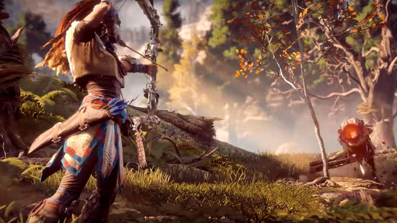 Trailer Horizon Zero Dawn