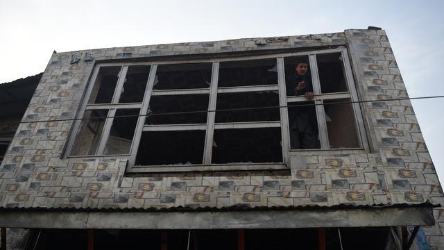 Zestien doden door aanval op bouwbedrijf Afghanistan