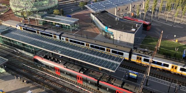 Geen treinen tussen Alphen en Gouda in weekend van 7 en 8 december