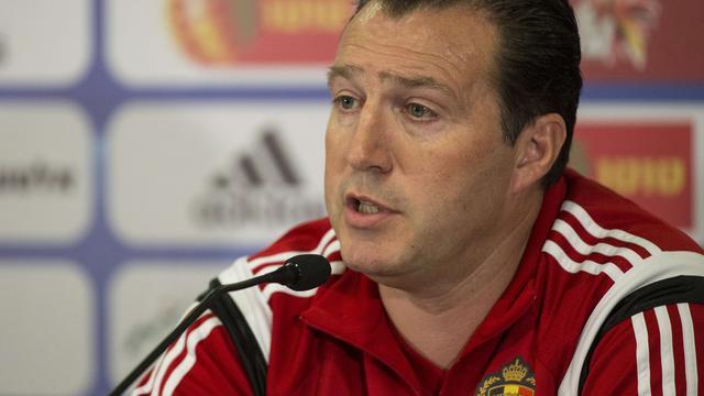 'Belgische bond verhoogt afkoopsom voor bondscoach Wilmots'