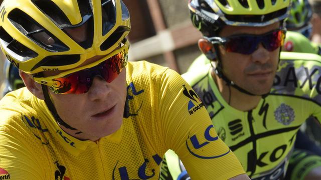 Contador begint nieuw seizoen in Ronde van Algarve