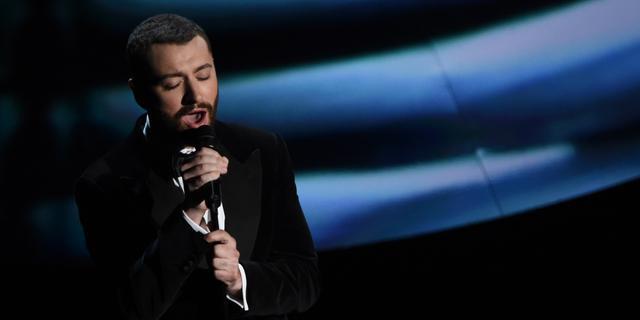 Sam Smith vond optreden bij Oscars 'verschrikkelijk'