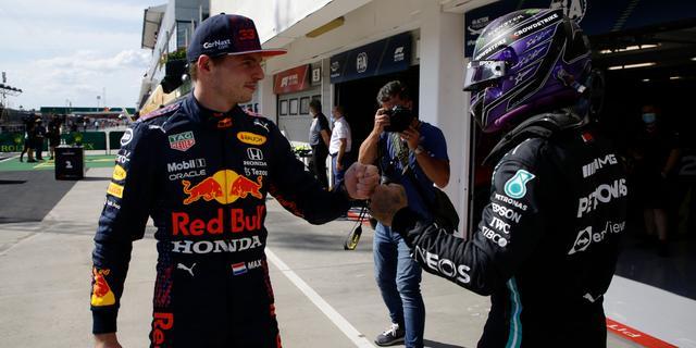 Verstappen baalt van dominantie Mercedes: 'Gaat lastiger dan verwacht'