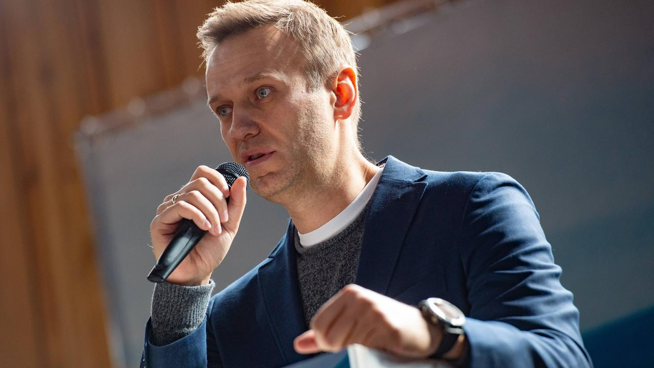 Russian opposition leader Navalny unconscious after possible ...