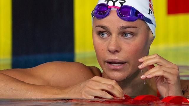 Topzwemster Blume wekt woede van coach met bizarre race op 100 vrij