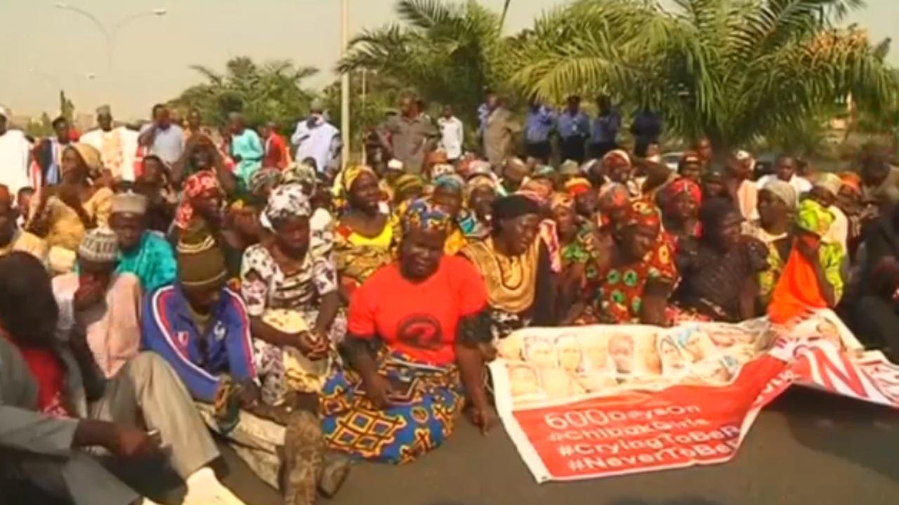 Onderzoek naar 219 ontvoerde schoolmeisjes Nigeria