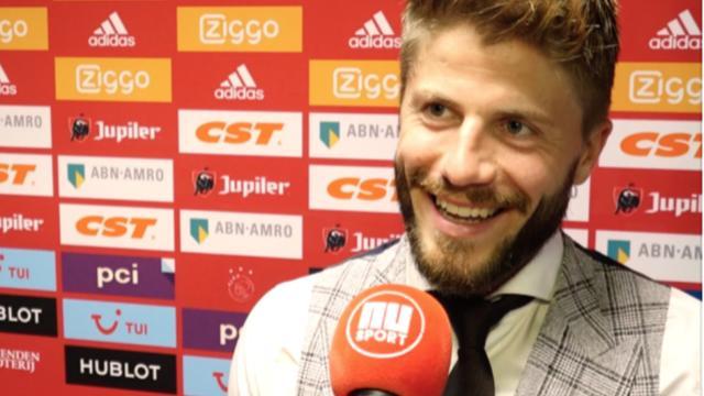 Schone: 'Heerlijk om Tadic en Ziyech in het team te hebben'