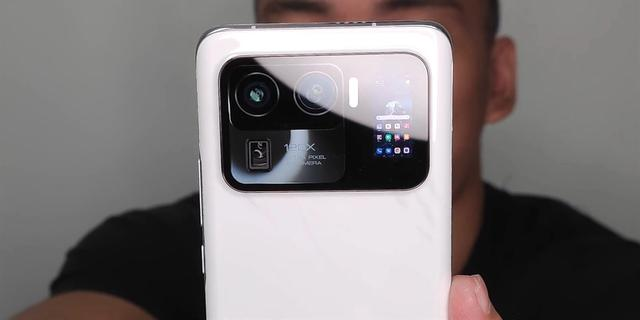 Uitgelekte beelden tonen Xiaomi-telefoon met scherm in camera-eiland