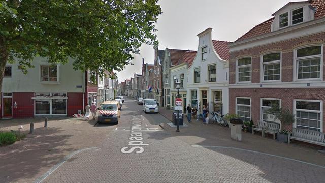 'Maaltijdbezorger onder invloed van drugs gewond bij aanrijding Haarlem'