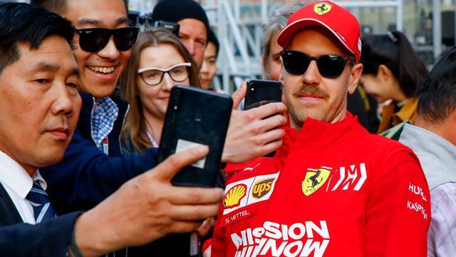 Vettel hoopt goed gevoel over auto terug te krijgen in GP China