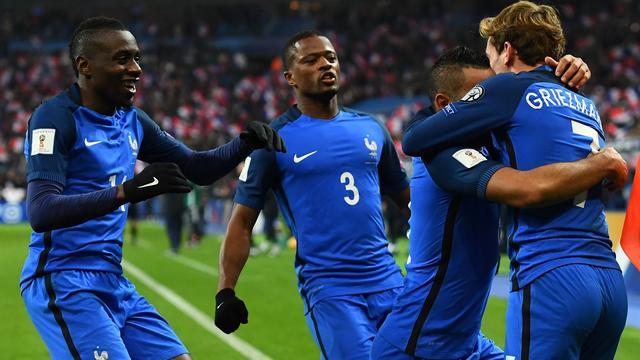 Deschamps looft Pogba na zege Frankrijk op Zweden