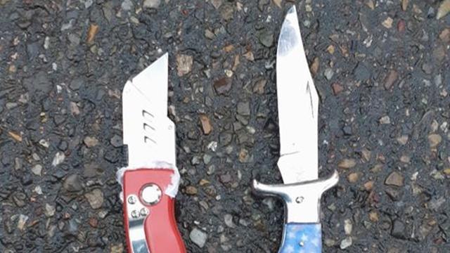 Man bedreigt scholieren met mes in Yerseke