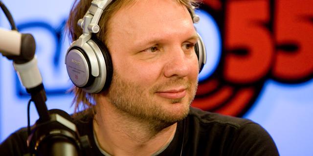 Rob Stenders na 25 jaar terug bij Radio Veronica