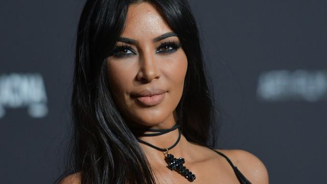 Kim Kardashian moet huis verlaten wegens natuurbrand in Californië