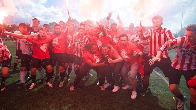 Alphense Boys gepromoveerd na 4-1 overwinning