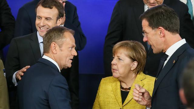 EU-leiders geven groen licht voor volgende fase Brexit