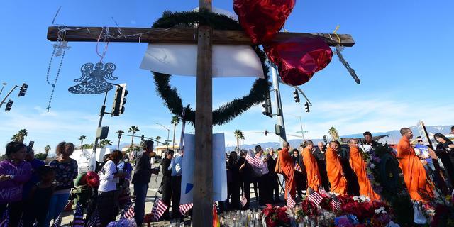 Daders aanslag Californië sloten lening af voor aanval