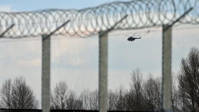 Buitenlandse journalisten afgetuigd in grensgebied Tsjetsjenië