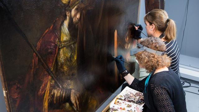 'Nog dit jaar duidelijkheid over mogelijk Rembrandt-schilderij'