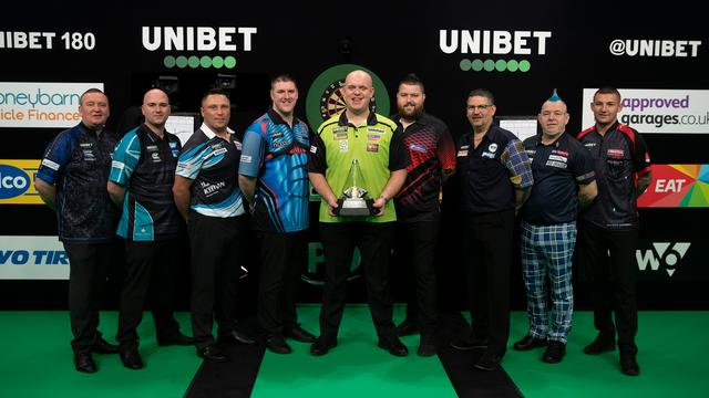 Ook twee speelrondes Premier League Darts van begin april uitgesteld