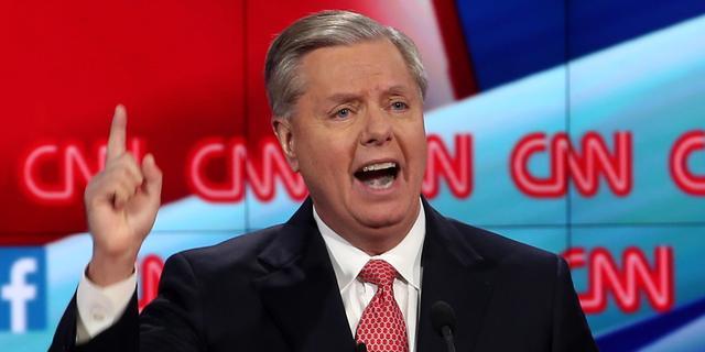 Lindsey Graham trekt zich terug als presidentskandidaat VS