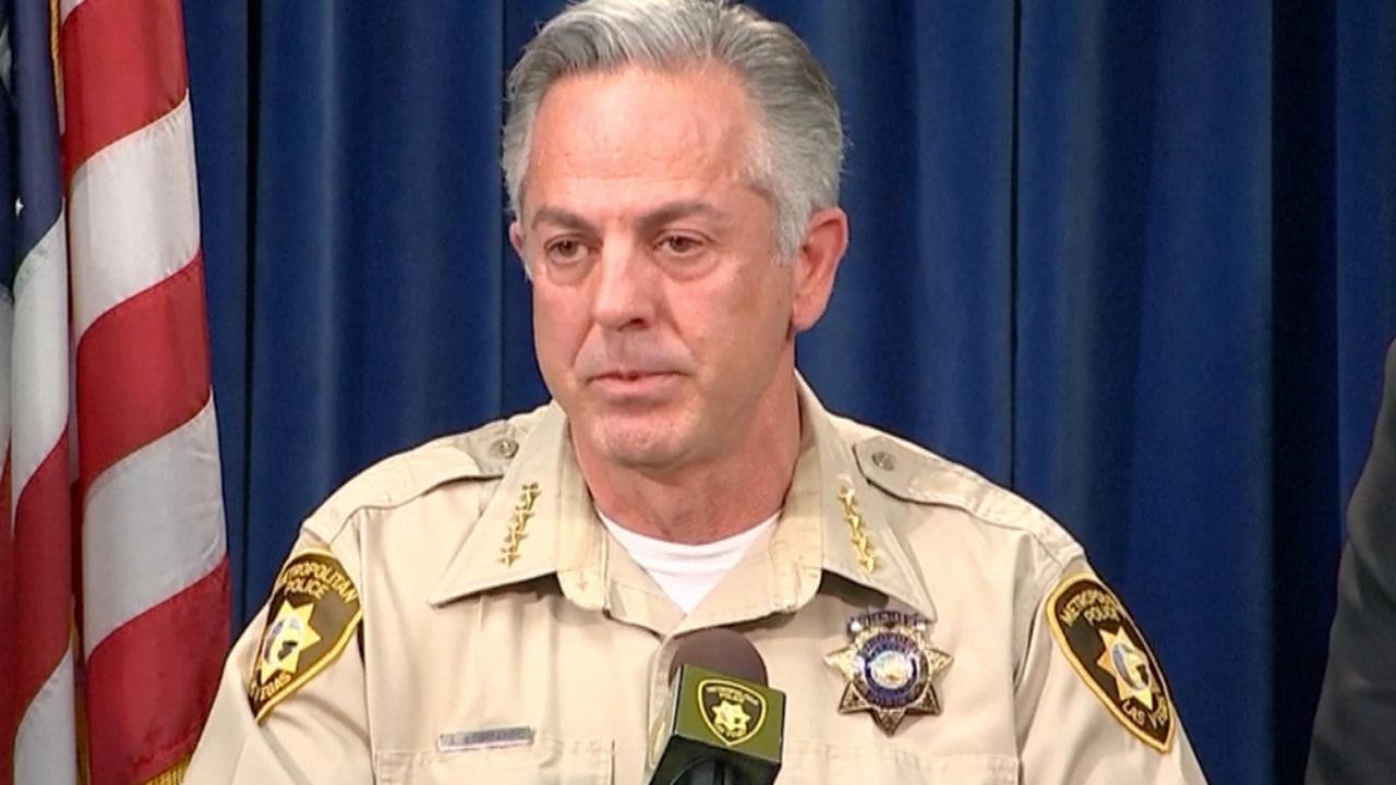 Politie Las Vegas geeft verklaring over opzettelijke aanrijding
