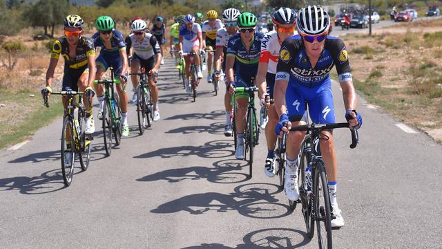 Liveticker Vuelta: Voorsprong kopgroep slinkt