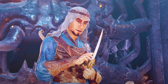 Remake Prince of Persia: The Sands of Time voor onbepaalde tijd uitgesteld