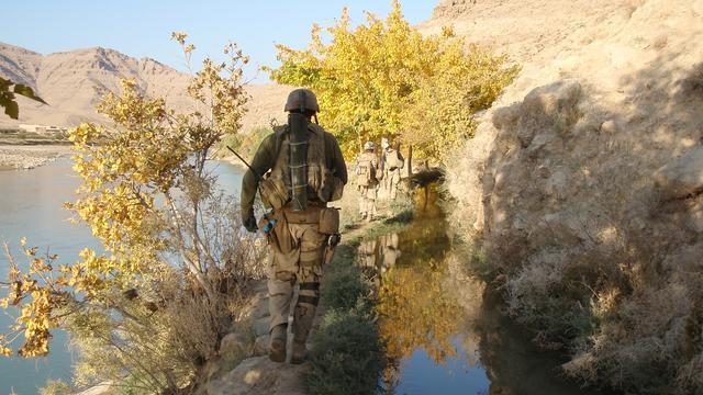 Militaire Willems-Orde voor commandotroepen vanwege inzet Afghanistan