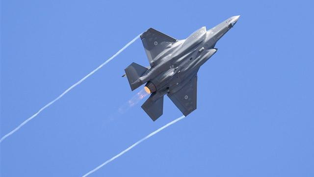 Turkije mag F-35 niet meer kopen na aanschaf Russische luchtdoelraketten