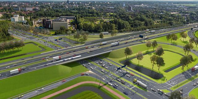 Ondergronds gestuurde boringen RijnlandRoute starten begin juni