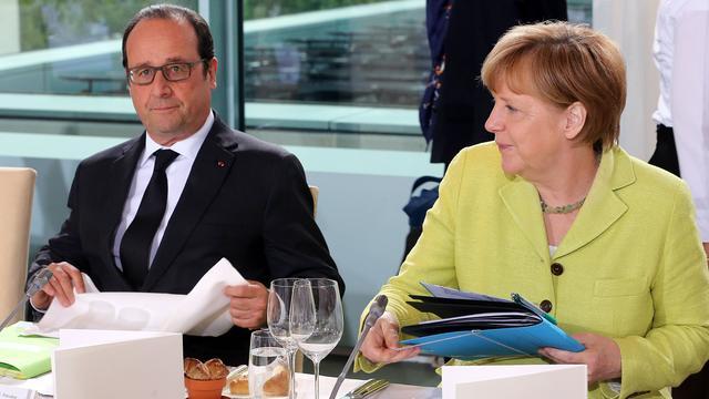 Geldschieters Griekenland voor spoedoverleg bijeen in Berlijn