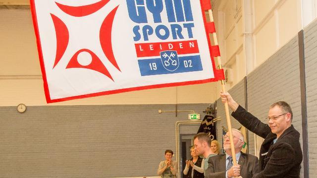 Haasbroek nieuwe voorzitter Gymsport Leiden