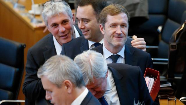 Nieuwe regering Wallonië zonder Franstalige socialisten