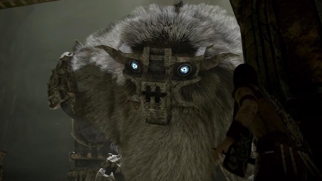Trailer: Shadow of the Colossus