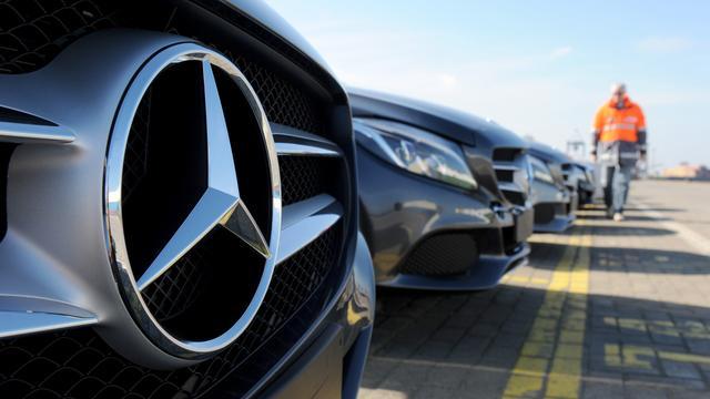 Mercedes helpt Daimler aan derde meer winst