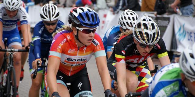 Demi de Jong vijfde in Trofee Maarten Wijnants