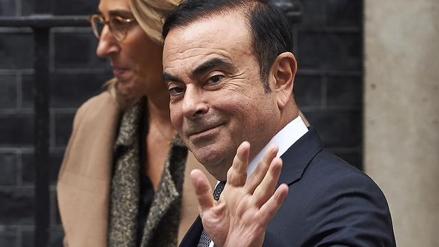 Gearresteerde Renault-voorzitter Ghosn langer vast in Japan