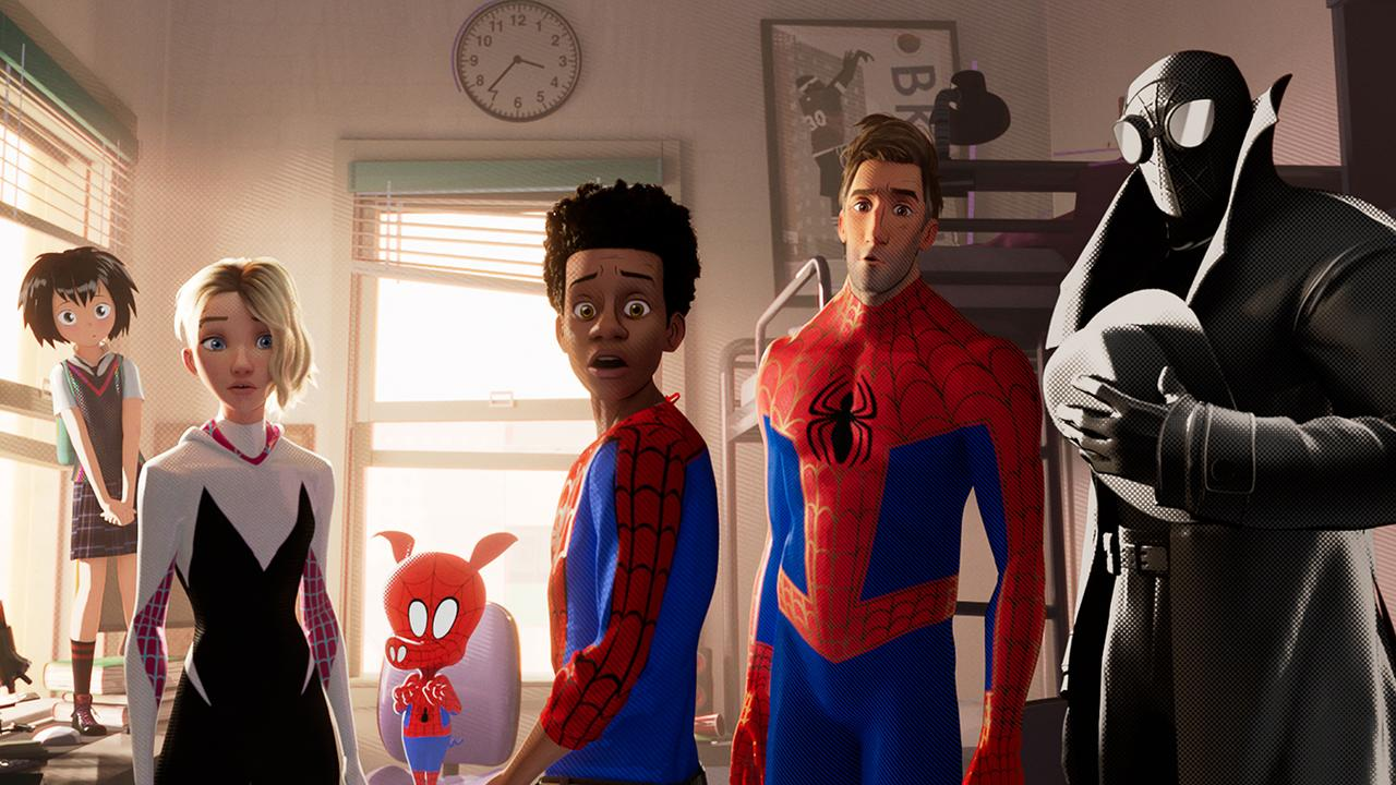 Bekijk hier de trailer van Spider-Man: Into The Spider-Verse