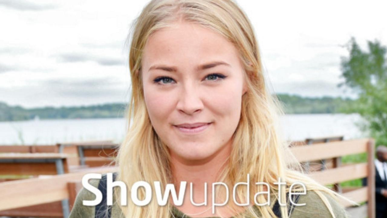 Show Update: Geraldine Kemper met billen bloot