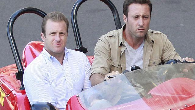 CBS tekent voor tiende seizoen van politieserie Hawaii Five