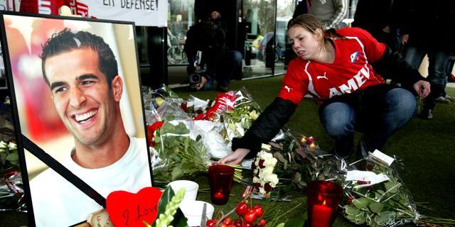 Duel Utrecht zondag in teken herdenking Di Tommaso