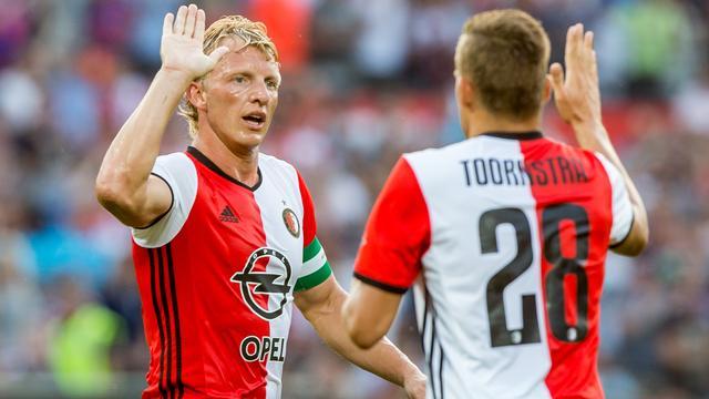 Kuijt en Van Bronckhorst vinden dat Feyenoord verder is dan vorig jaar