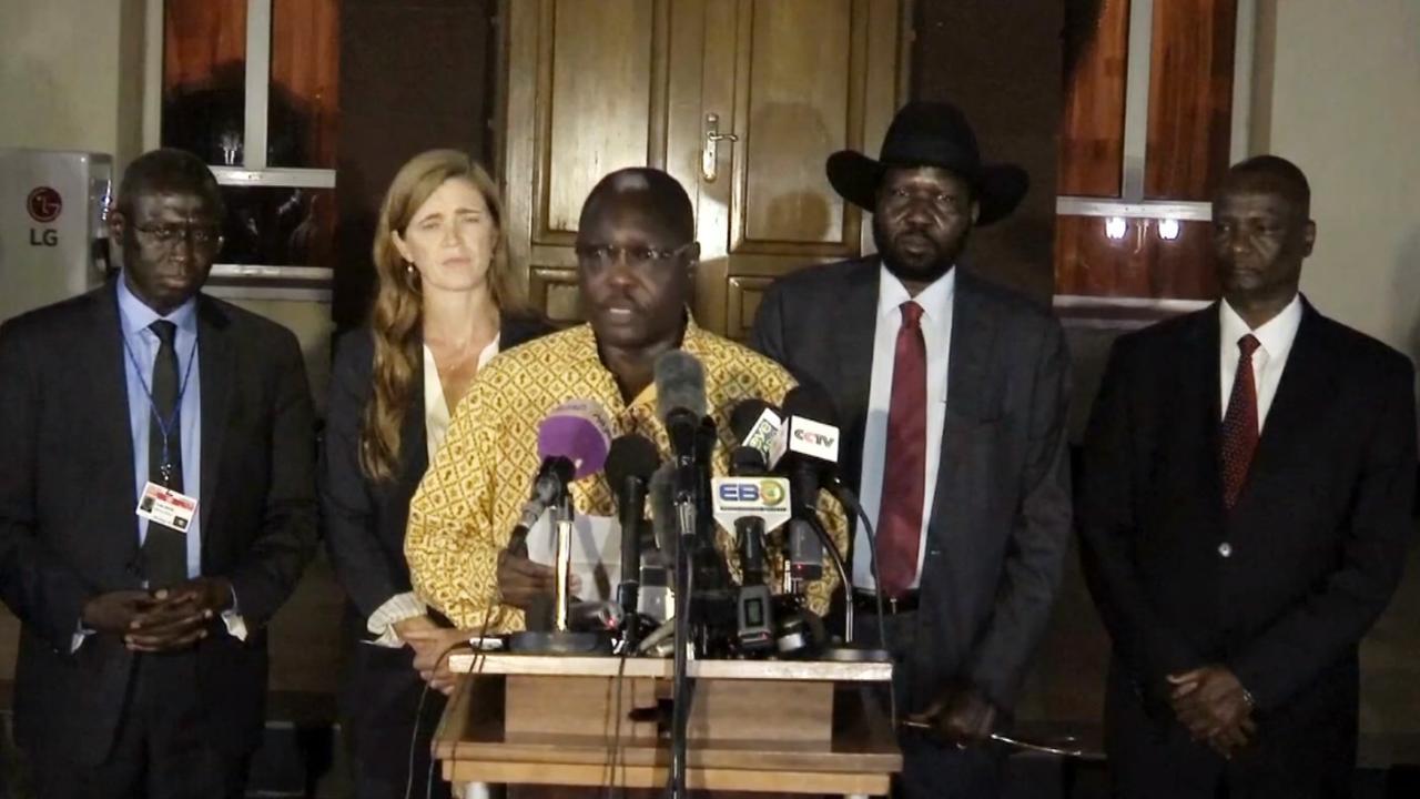 Zuid-Sudan laat toch VN-troepen toe