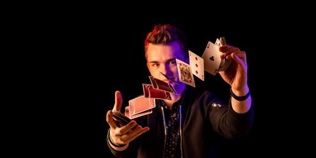 David is illusionist: 'Naar mijn online shows kijken soms 500 man'