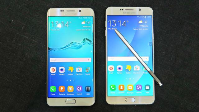 'Samsung slaat Galaxy Note 6 over en komt meteen met Note 7'