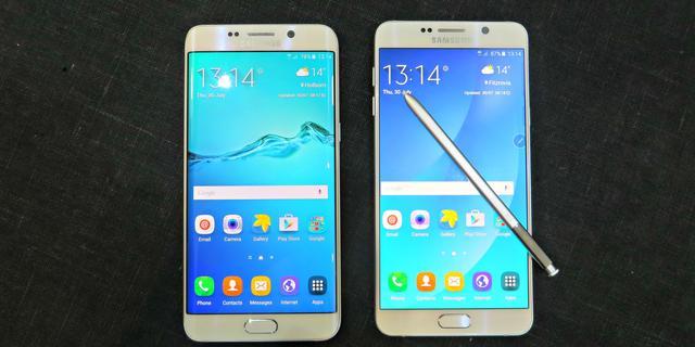 'Galaxy Note 5 begin 2016 alsnog naar Europa'