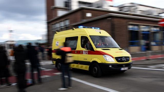 Twintig Nederlanders gewond door botsing speedboten in Antwerpen