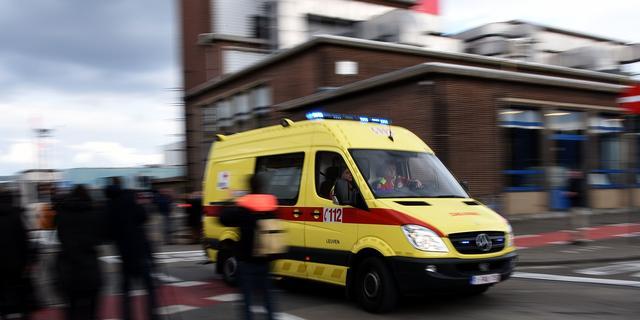 Dode na kraanongeval in Kortrijk
