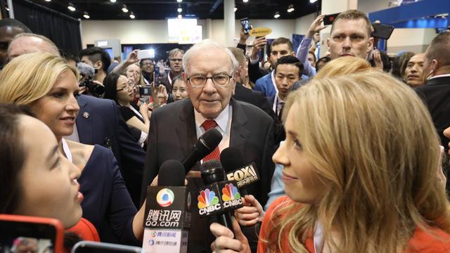 Investeringsmaatschappij van Warren Buffett ziet winst fors groeien
